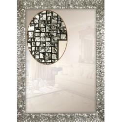 Зеркало Art-com Z1429-411 Серебро