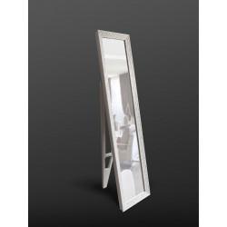 Зеркало напольное Italy Art-com Белое