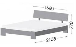 размеры кровати