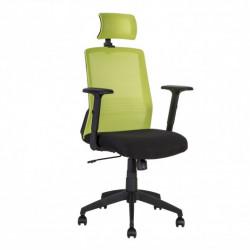 Кресло Bravo black-green Special4You Technostyle