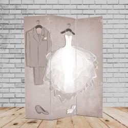Ширма Кантри 180х135 Свадьба