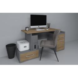 Стол письменный Maxi Maris 170х60 Intarsio