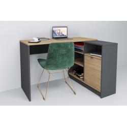 Стол письменный Optima 120х91,8 Intarsio