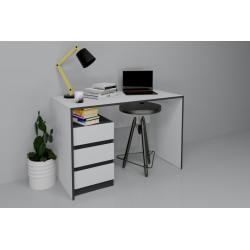 Стол письменный с тумбой Vector 120х60 Intarsio