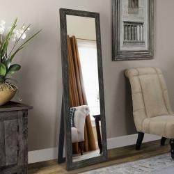 Зеркало прямоугольное напольное Art-com Лофт Черный