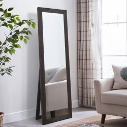 Зеркало прямоугольное напольное Art-com Даллас Темно-коричневый