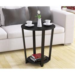 Журнальний столик круглий D -50 Loft Design