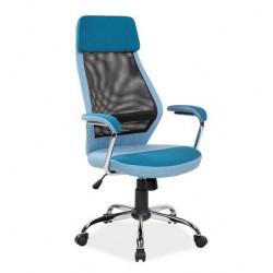 Кресло Q-336 голубой Signal