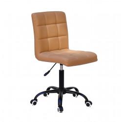 Кресло Onder Mebli Augusto BK-Office Экокожа Оранжевый 1012