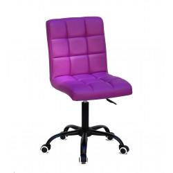 Кресло Onder Mebli Augusto BK-Office Экокожа Пурпурный 1010
