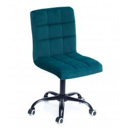 Кресло Onder Mebli Augusto BK-Office Бархат Зеленый B-1003