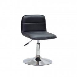 Кресло для салона красоты Onder Mebli Real CH-Base ЭкоКожа Черный