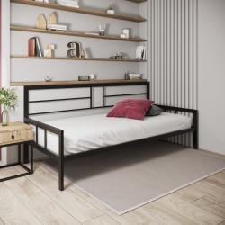 Ліжко-диван Дабл Метал-дизайн