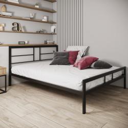 Ліжко Дабл Метал-дизайн