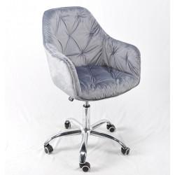 Крісло офісне Onder Mebli Mario CH-Office Сталевий Y-1024