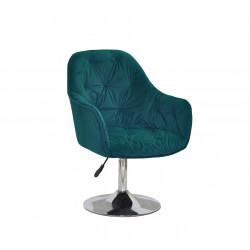Крісло Onder Mebli Mario CH-Base Зелений B-1003