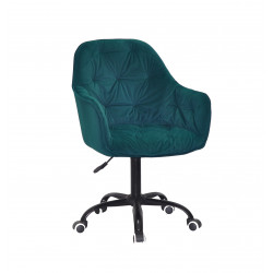 Крісло офісне Onder Mebli Mario BK-Office Зелений B-1003