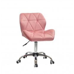 Крісло офісне Onder Mebli Paris CH-Office Оксамит Терракот В-1018