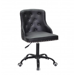Кресло Onder Mebli Olimp BK-Office ЭкоКожа Черная
