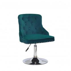 Кресло Onder Mebli Olimp CH-Base Бархат Зеленый В-1003
