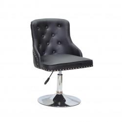 Кресло Onder Mebli Olimp CH-Base ЭкоКожа Черный