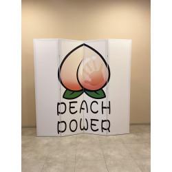 Ширма Кантри 180х180 Peach Power