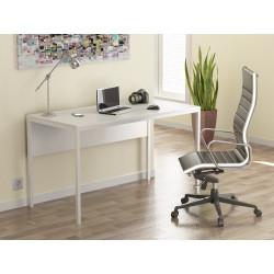 Стол письменный белый L-2p Loft design