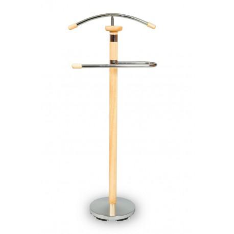 Стійка підлогова для одягу Onder Mebli Ch-4103-N Бук