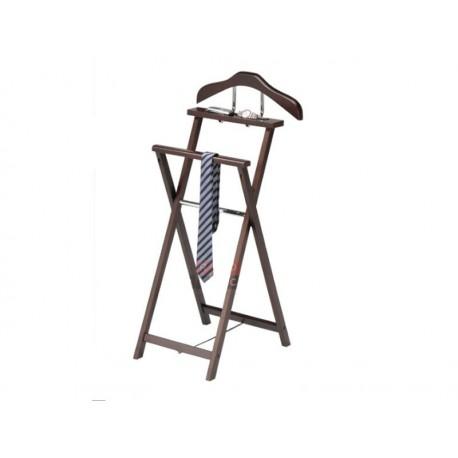 Стойка напольная для одежды Onder Mebli CH-4294-W Орех