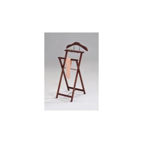 Стойка напольная для одежды Onder Mebli CH-4294-С Вишня