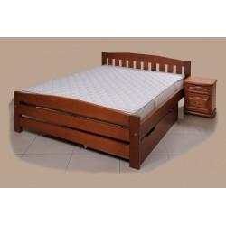 Кровать Альфа-3 с выдвижным ящиком ТеМП