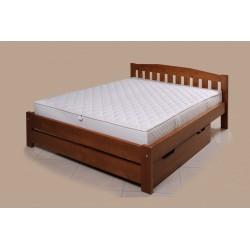 Кровать Альфа-4 с выдвижным ящиком ТеМП