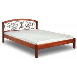 Кровать с ковкой Британия Артмикс