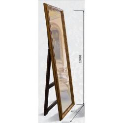 Дзеркало прямокутний Art-com 9302G Золотий