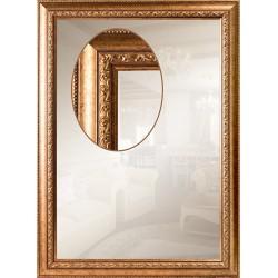 Дзеркало прямокутне Art-com Z5130 Золотий