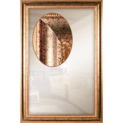 Дзеркало прямокутне Art-com Z6906 Золотий