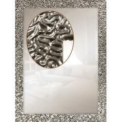 Зеркало прямоугольное Art-com Z1434-S Серебро