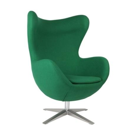 Кресло Эгг (зеленый) Группа СДМ
