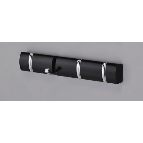 Вешалка дверная СН-4704-BK Onder Mebli