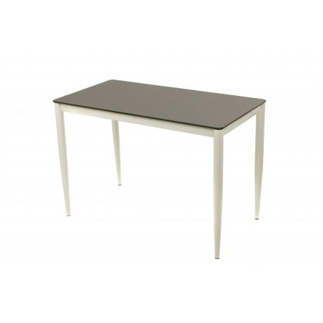 Стол стеклянный Т-300-11 (шоколад) Vetro Mebel