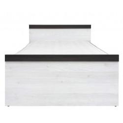 Кровать односпальная LOZ/90 Порто БРВ