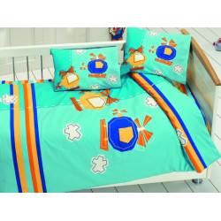 Постельное белье Sky v2 Turkuaz Class Bahar Tekstil