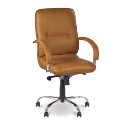 Кресло Стар (Star) steel chrome LB Новый Стиль