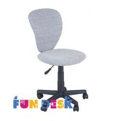 Детское кресло LST2 Grey Fundesk
