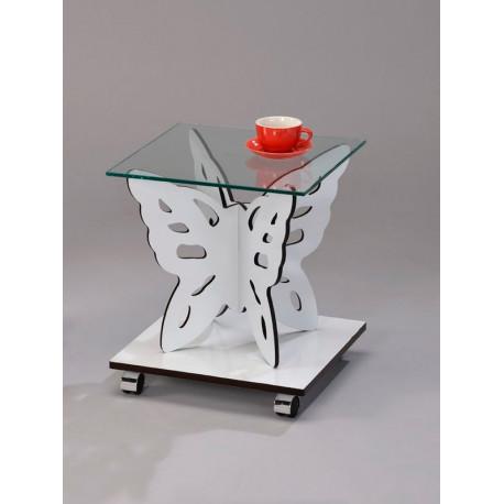Столик кофейный SR-1122-WT Onder Metall