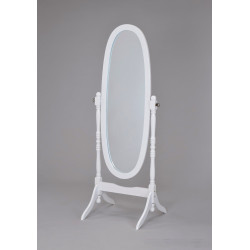Зеркало MS-8007-WT Onder Metal