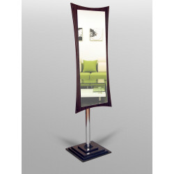 Зеркало напольное на основе ЛДСП Art-com N2 Венге