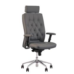 Кресло Честер HR steel сhrome (Chester) Новый Стиль
