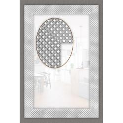 Зеркало Амстердам (алюминий) Art-com