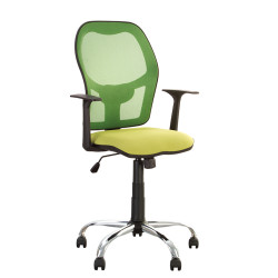 Кресло Мастер нет GTP SL CHR (Master net) Новый Стиль